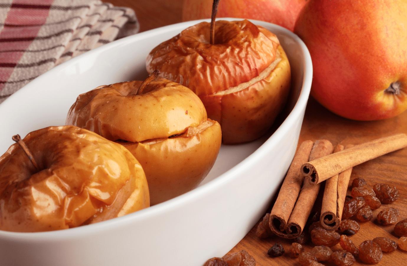 Печеные Яблоки При Диете 5. Печеные яблоки: низкокалорийный и очень полезный десерт